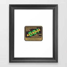 Reynolds 531 - Enhanced Framed Art Print