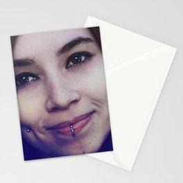 Brilho nos olhos Stationery Cards