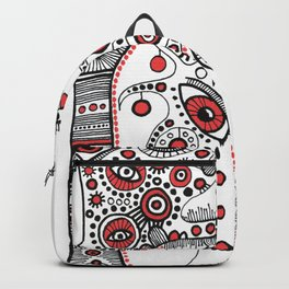 """""""The Enchanted Forest"""" #2 Backpack"""