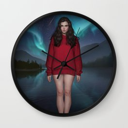 In my dreams I see Wall Clock