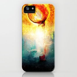 Cante 2- Fallen Angels By SG Schroeder iPhone Case