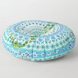 Bermuda Mandala Floor Pillow