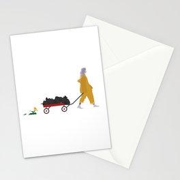 Billie Eilish Bellyache Stationery Cards