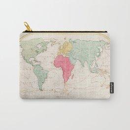 Mathieu Albert Lotter - Mappe Monde ou Carte générale de l'Univers Carry-All Pouch