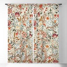"""William Morris """"Acanthus portière"""" Blackout Curtain"""