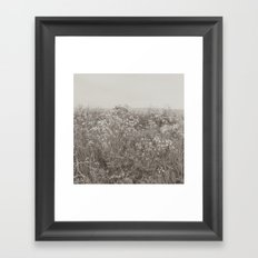 Shiver Framed Art Print