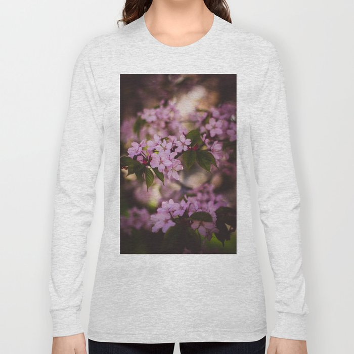 Beauty of Spring IV Long Sleeve T-shirt