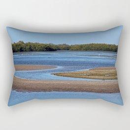 Turn of the Tide Rectangular Pillow