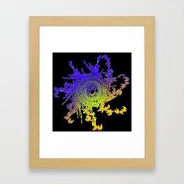 Daily Design 81 - Deep Space Construct Framed Art Print