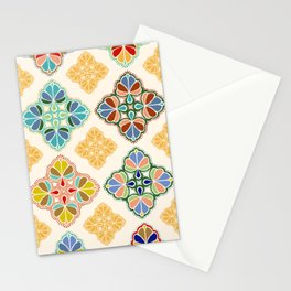A sunny day in Marrakesh Stationery Cards