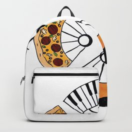 4 fire fans for any case Backpack