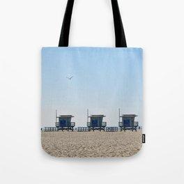 Venice Beach Views Tote Bag