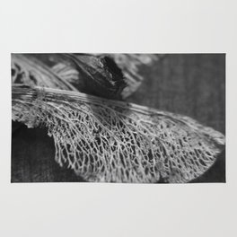 Fluid Nature - Wings Of A Tree Rug