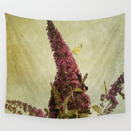 Flutterbies Wall Tapestry