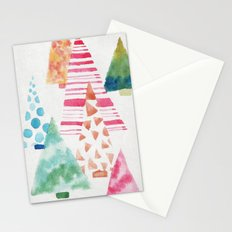 Funny Trees Stationery Cards