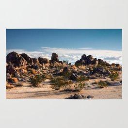 Desert Rocks Rug