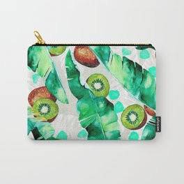 Tropical party of kiwis Carry-All Pouch