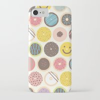 donuts iPhone & iPod Cases featuring DONUTS! by JONGMEE