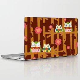 Owl Forest Laptop & iPad Skin