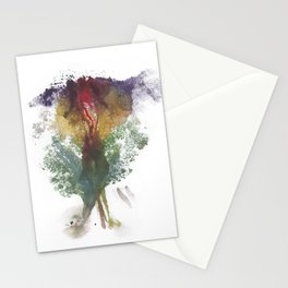 Devon's Vulva Print No.3 Stationery Cards