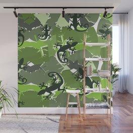 Gek-ko Wall Mural