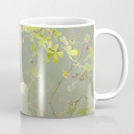 Akebia and green-veined white Coffee Mug