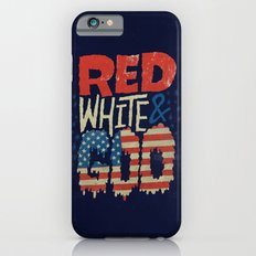 Red, White, & Goo iPhone 6s Slim Case