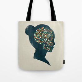 We are made of stardust Tote Bag