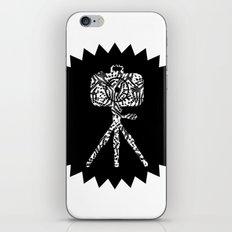 Ready, smile please iPhone & iPod Skin