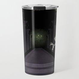 Ghost Host Travel Mug