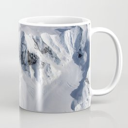 NASA Launches Eighth Year of Antarctic Ice Change Airborne Survey Coffee Mug