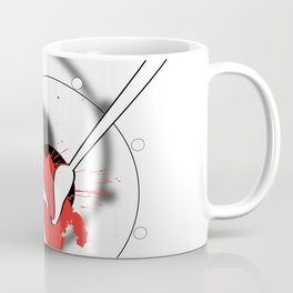 snare brush Coffee Mug