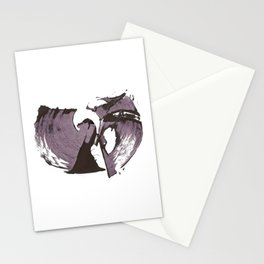 The Wu-Tang in Abstract Stationery Cards
