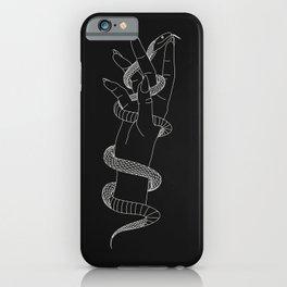 Daydream - Snake Illustration iPhone Case