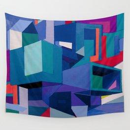 Tilt Shift Wall Tapestry