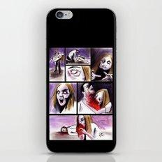 Love Story iPhone & iPod Skin