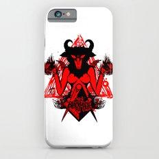 blackmagic.red Slim Case iPhone 6s