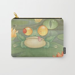 Swamp Snack Carry-All Pouch