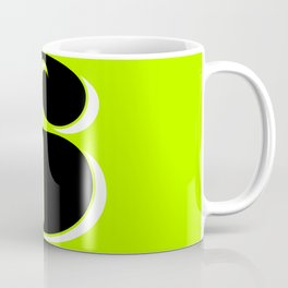 Super Fat 6 Coffee Mug