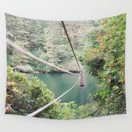 west coast trail Wall Tapestry