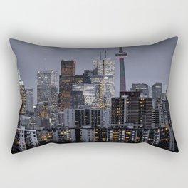 City night ville Rectangular Pillow