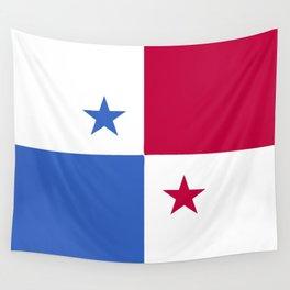 Panama flag emblem Wall Tapestry
