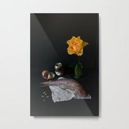 Languid Metal Print