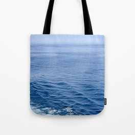 She Fell in Love on the Vast Wild Sea Tote Bag