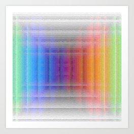 Color Blind Art Print