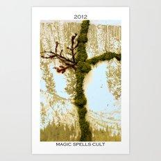 Rituals Art Print
