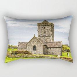 St. Clements Church Rectangular Pillow