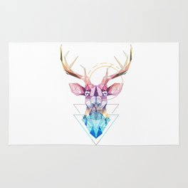 Spirit of the Stag Rug