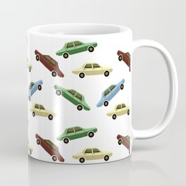 First car Pattern Coffee Mug