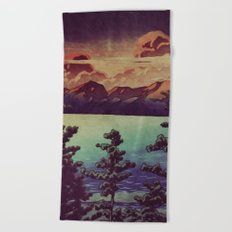Diving into the Details at Hon Beach Towel